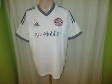 "FC Bayern München Original Adidas Auswärts Trikot 2003/04 ""-T---Mobile-"" Gr.M"
