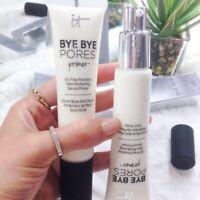 Primer Makeup Moisturizer It Cosmetics Pores Base Face Oil-Free Poreless Skin