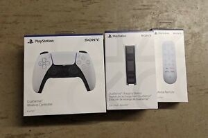 Sony PlayStation 5 Accessory Bundle - SHIPS ASAP - PS5 Accessories
