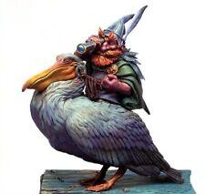 Resin Figure Model Kit Longspan Kitti dwarf bird Fantasy unpainted unassembled