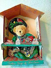 Muffy Vanderbear The Little Peddler Doll 1996 12 Days of Christmas for Disney