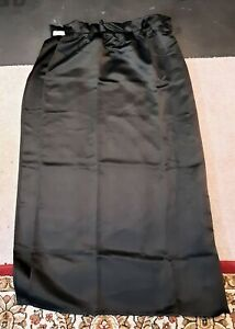 """RYB HOME BLACKOUT CURTAINS PINCH PLEATED WINDOW SHADE 45"""" X 45"""""""