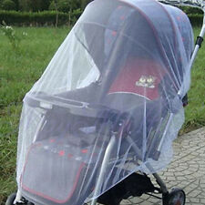 Quality Infant Baby Stroller Pushchair Mosquito Insect Net Safe Mesh Cover