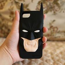 3D Superhero Batman Silicone Back Cover Case For iPhone 7