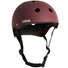 Casco Follow SAFETY FIRST RED 2021