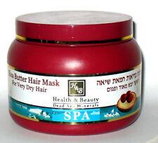 250 ml 8.4 Oz H&B Shea Butter Hair Mask For Very Dry Hair Dead Sea Minerals