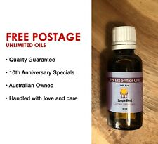 SERENITY Blend 30ML100% Pure Essential Oil •FREE POSTAGE Aromatherapy Grade