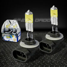 881 DT 3000K XENON HALOGEN SIMULATED HID AMBER REPLACEMENT FOG LIGHT/BULB KOREAN