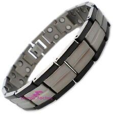 Pure Premium TA2 Titanium Strong Magnetic Bracelet Arthritis Healing Pain Relief