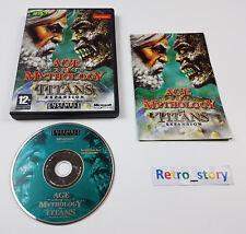 Age Of Mythology The Titans - PC