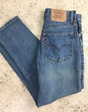 Levis 506 Mens W 28 L 32 Denim Jeans