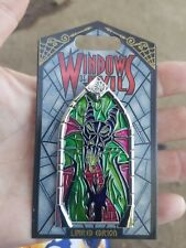 Disney Pin Windows of Evil Maleficent LE 2000