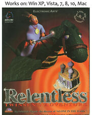 Relentless Twinsen's Adventure PC Mac Game Little Big Adventure