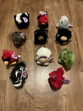Lot Of 11 Puffkins Swibco New And Tagged