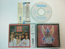 Angel - Helluva Band  CD  1976  Japan OBI  PSCW-1089  Polystar