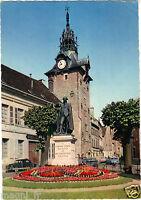 21 - cpsm - BEAUNE - La place Monge (H5038)