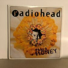 Radiohead Pablo Honey LP Album 2008 Capitol Records 180 gram Ltd Reissue VG+