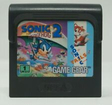 Sonic the Hedgehog 2 (Sega Game Gear, 1992)