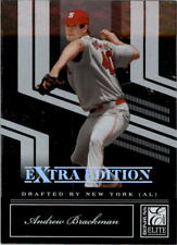 2007 Donruss Elite Extra Edition Baseball Card Pick