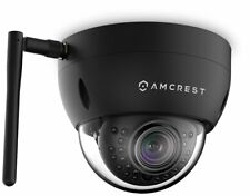 Amcrest ProHD Outdoor 1.3MP WiFi Vandal Dome Security  IPM-751B REFURBISHED