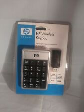 2005 HP WIreless Keypad 19 key USB Win 98 ME 2000 XP PM095A #ABA