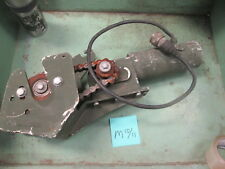 Used Motor, Gears, Chain, & Mount for Gear Drive, INOP, HMMWV M1114