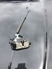 jaguar x type 2005 estate o/s/r door lock