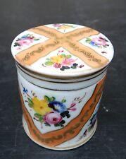 Joli pot à pommade, Parfumeur, Pharmacie, vers 1840, Vieux Paris