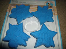 Disney Cookie Cutters NEW and SEALED Donald Pluto Mickey & Minnie Hoan Ltd.