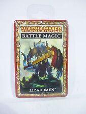 ML Warhammer Lizardmen Battle Magic BNIB