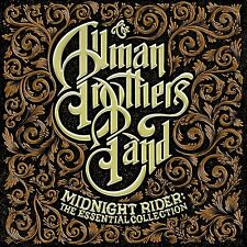 THE ALLMAN BROTHERS BAND: MIDNIGHT RIDER CD ESSENTIAL COLLECTION / BEST OF / NEW