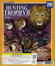 Takara Tomy Hunting Trophy 3 Magnet Collection 6+2sp
