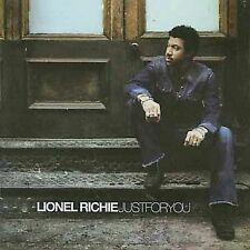 Lionel Richie: Just for You (CD)