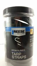 Reese Secure Epdm Rubber 6 pcs Assorted Length Bunji Straps