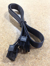 EVGA GQ Series 8-pin to 8-pin (4+4) CPU Replacement Power Supply Cable