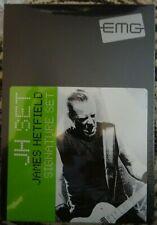 EMG James Hetfield Signature Pickups - Brand NEW - Factory Sealed