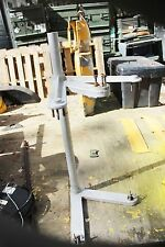 5 HEAD TRAFFIC SIGNAL MOUNTING BRACKET USE WITH TURN ARROWS & SOLID LIGHTS READ