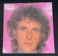 DAVID ESSEX - 'THE WHISPER'  - UK LP VINYL 1983 - GOOD CONDITION ++