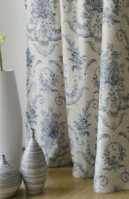 Pictorial Modern Window Curtains