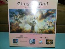 SunsOut 500 Piece Jigsaw Puzzle Glory to God by Tom DuBois