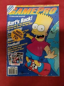 Gamepro Video Game Magazine
