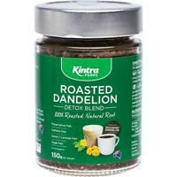 Kintra Foods Roasted Dandelion Blend Granular 150g Tea & Coffee