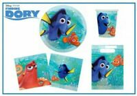FROZEN 40 Piece Party Pack Plates Cups Loot Bags Napkins Birthday Kids