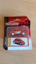 Majorette 212052015 - Vintage Cars - Vw Beetle - Summer Time -Neu