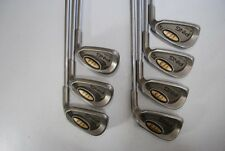 Ping i3 Blade 4-W Iron Set Right Stiff Flex Steel # 46491