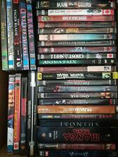 DVD-Sammlung Anime/Eastern/Monumentalfilm , 32 DVDs, unterschiedliche FSK