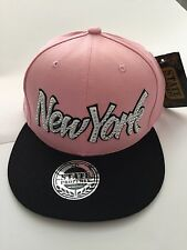 STATE PROPERTY NEW YORK LADIES DIAMOND SNAPBACK BASEBALL CAP
