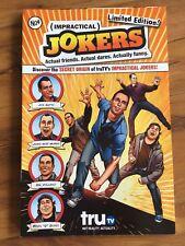 Impractical Jokers comic book SDCC 2013 Gatto Volcano Quinn Murray SUPER RARE !!