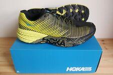 Hoka One One - Evo Speedgoat - Trail Running Shoes - Citrus/Black - UK 9, US 9.5