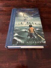 Percy Jackson & the Olympians: Lightning Thief By Rick Riordan Hardcover